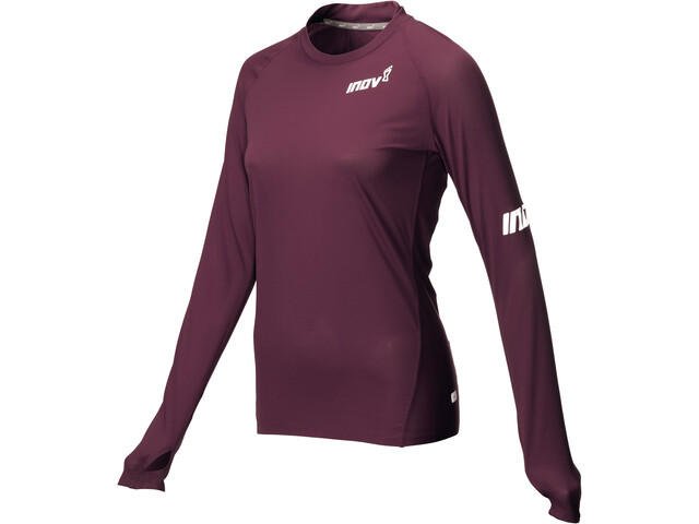 inov-8 Base Elite LS Baselayer Women purple